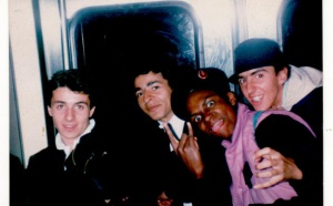 R E R Ligne B (tcf crew) 1986