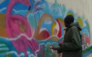 Mur crèche  J.FAUTRIER
